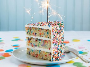 Birthday Cake andMitzvos